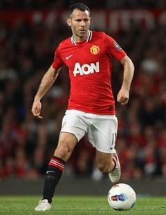 Manchester United- Ryan Giggs