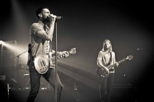 Album Overexposed : Les Maroon 5 proposent un nouveau single à leurs fans