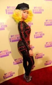 Chanteuse Nicki Minaj