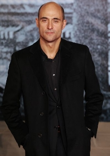 L'acteur Mark Strong