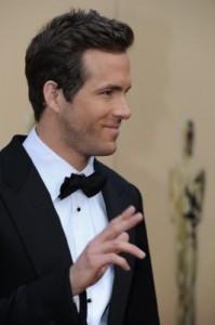 Acteur Ryan Reynolds