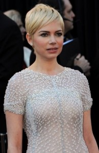 Actrice Michelle Williams