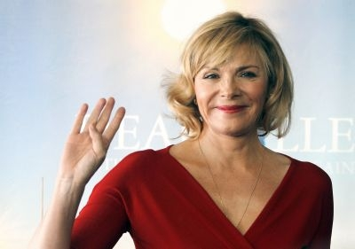 Actrice Kim Cattrall
