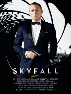 Box-office Relaxnews : Skyfall toujours au top du classement