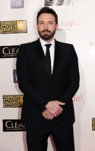 Acteur Ben Affleck