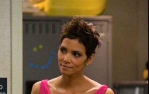 Actrice Halle Berry
