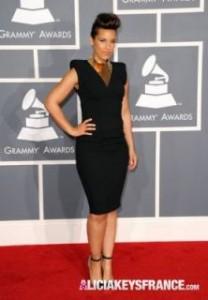 Chanteuse Alicia Keys