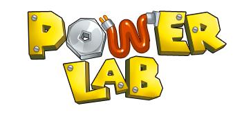 Logo du jeu en ligne Power Lab