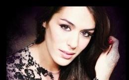 La chanteuse Sofia Essaïdi