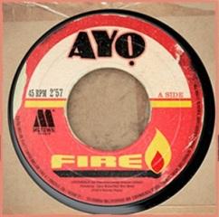 Fire, le nouveau tube d'Ayo