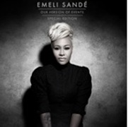 La chanteuse Emeli Sandé