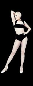 La chanteuse Jessie J
