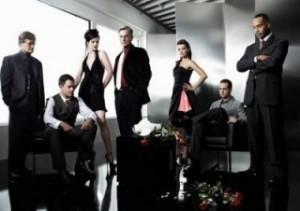 La série NCIS