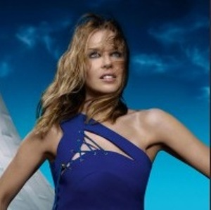 La chanteuse Kylie Minogue