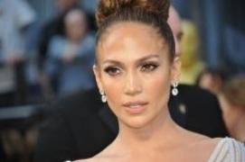La comédienne Jennifer Lopez