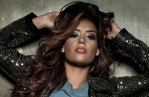 La chanteuse Amel Bent