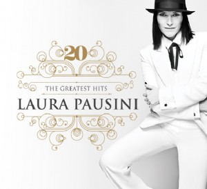 La chanteuse Laura Pausini