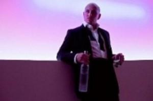 Le rappeur Pitbull