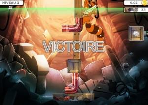 Prizee : jeu flash gratuit Equilibrius