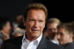 Le comédien Arnold Schwarzenegger