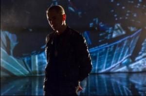 Le rappeur Eminem