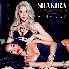 Shakira et Rihanna