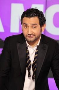 Présentateur Cyril Hanouna