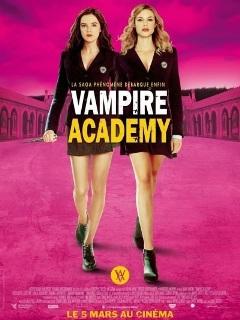 Vampire Academy : le film sort en salles