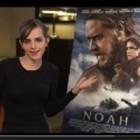 Emma Watson : l'actrice introduit la bande-annonce de Noé