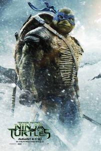 Leonardo des Tortues Ninja