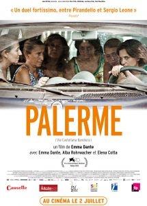 L'affiche du film Palerme