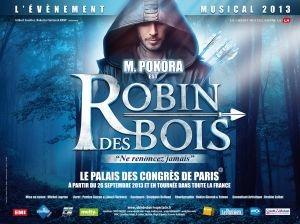 La comédie musicale Robin des Bois