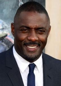 Le comédien Idris Elba