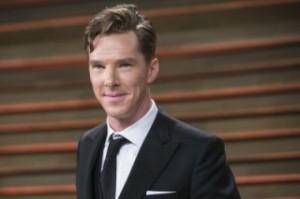 Le comédien Benedict Cumberbatch