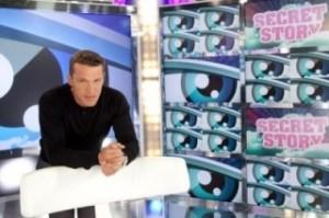 Le présentateur Benjamin Castaldi