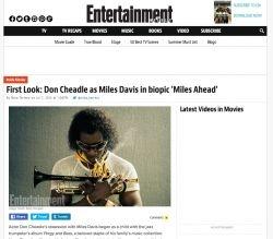 Don Cheadle dans la peau de Miles Davis