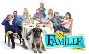 la série En Famille
