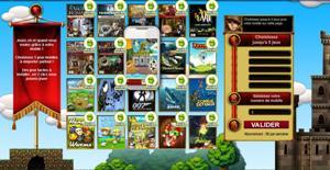 Les jeux mobiles de m.Mobijeux