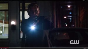 Rick Cosnett dans The Flash