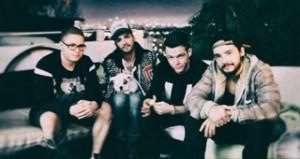 Le groupe Tokio Hotel