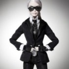 Barbie et Karl Lagerfeld collaborent !