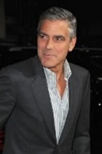 Le comédien George Clooney