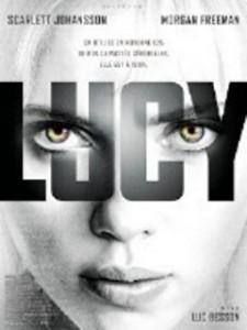 L'affiche du film Lucy