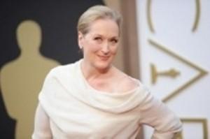 La comédienne Meryl Streep