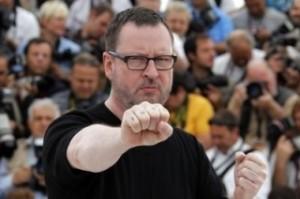 Le réalisateur Lars Von Trier