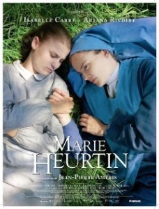 L'affiche de Marie Heurtin