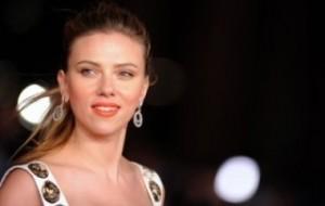 La comédienne Scarlett Johansson