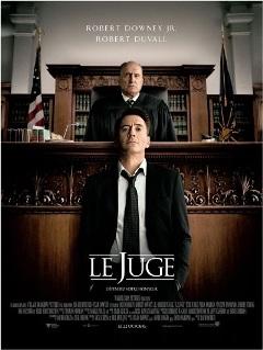 L'affiche du film Le Juge