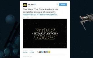 Star Wars bientôt de retour !