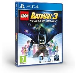Jeu vidéo LEGO BATMAN 3 - Au-delà de Gotham